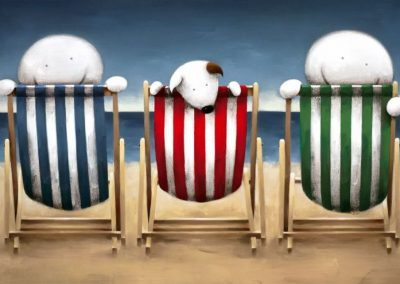 Beside the Seaside Limited Edition Framed £650