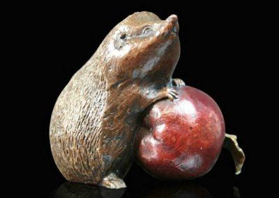 Hedgehog with Apple £110
