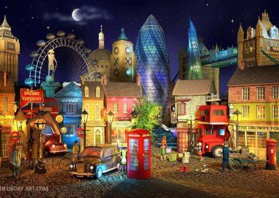 Londons Magic £230
