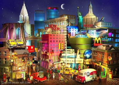 New York Nights £235