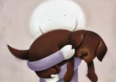 Love Hug Framed Price £450.00