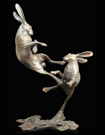 Medium Hares Boxing £395