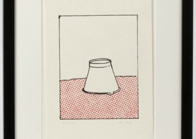 Oor Wullie's bucket framed £90