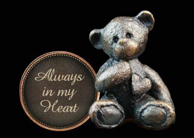 Penny Bear - Always in My Heart £65.00