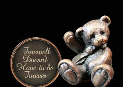 Penny Bear - Farewell Doesn't Have to be Forever £65