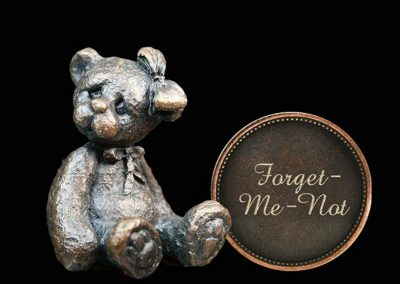 Penny Bear Forget-Me-Not £65.00