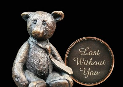 Penny Bear Lost Without You £65.00