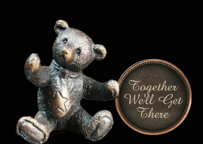 Penny Bear Together We'll Get There £65.00