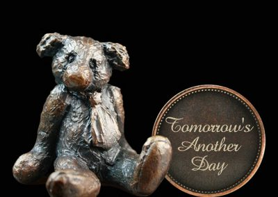 Penny Bear Tomorrow's Another Day £65.00