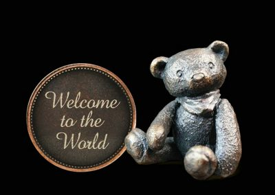Penny Bear Welcome to the world £65.00