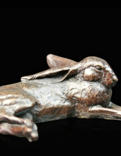 Small Hare Lying £90