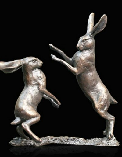 Small Hares Boxing £215