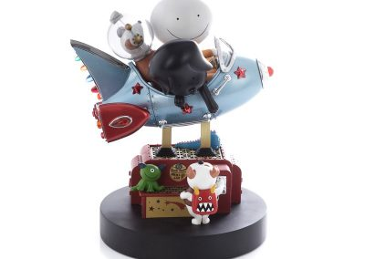 Space Cadets Sculpture Price £695