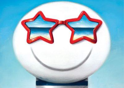 Sun Sea And Sunglasses II Limited Edition Framed £325