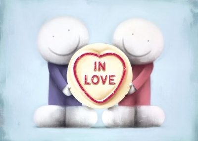 Together in Love Limited Edition Framed £695