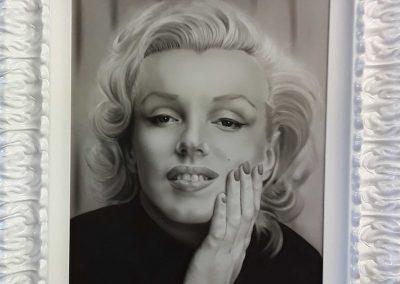Loki Marilyn Framed Price £630.00